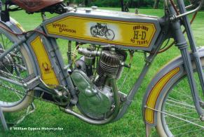 Bill Eggers: 1913 Harley Davidson Custom