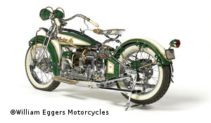 Bill Eggers: 1930 Indian Model 402 Renegade