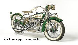Bill Eggers: 1930 Indian Model 402 Renegade