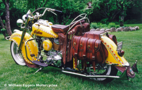1950 Indian Chief Motorcycle_2