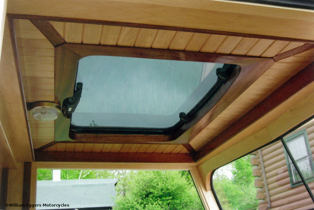 Bill Eggers: 1953 Jeep Willys Ceiling
