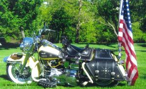 1971 Harley Davidson Custom Iron Horse2