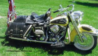 1971 Harley Davidson Custom Iron Horse