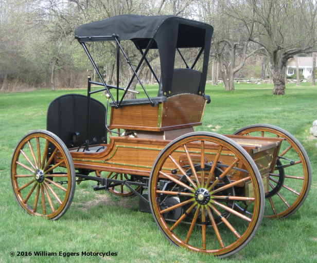 Photo of 1894 Duryea Automobile