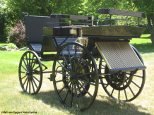 photo of 1886 Daimler-Benz right corner